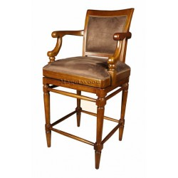 Барный стул вращающийся