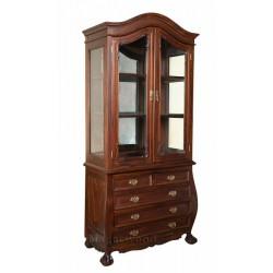 Книжный шкаф 100х50х195