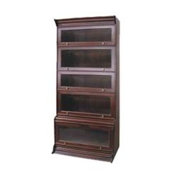Шкаф книжный  средний 84х40х185