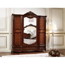 Шкаф 4-дверный Аманда
