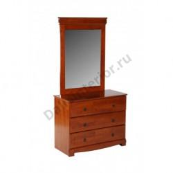 Комод с зеркалом Агата