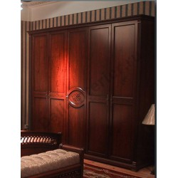 Шкаф 5-дверный Нотти