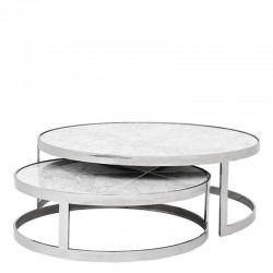 Комплект из двух кофейных столов Fletcher