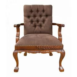 Кресло в стиле Чиппендейл