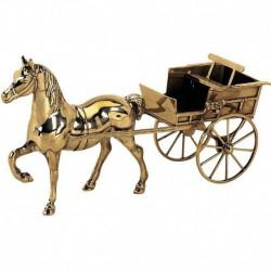 Лошадь с колесницей St554