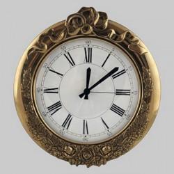 Настенные часы с розами St1187