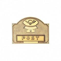 Накладка для почтового ящика