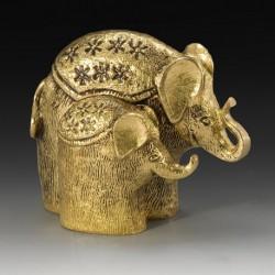 Дуэт слоны V2168